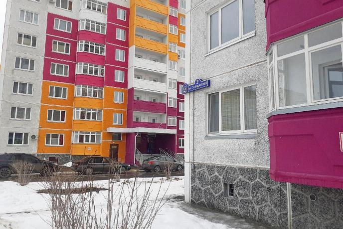 2 комнатная квартира  в районе Тюменская Слобода, ул. Созидателей, 2, ЖК «Комарово», д. Дударева