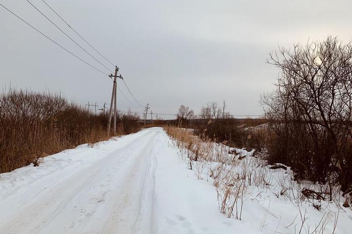 Участок под ИЖС или ЛПХ, в районе Березняки, г. Тюмень