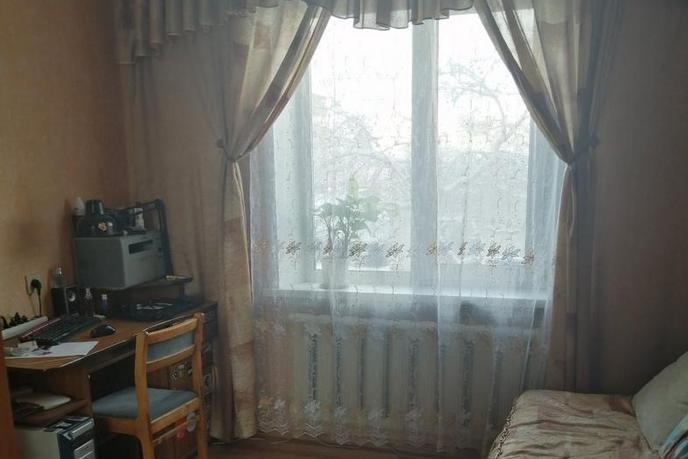3 комнатная квартира  в районе Рябково, ул. Чернореченская, 109, г. Курган