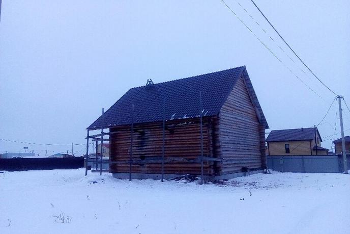 Загородный дом, с. Мальково, в районе Старый тобольский