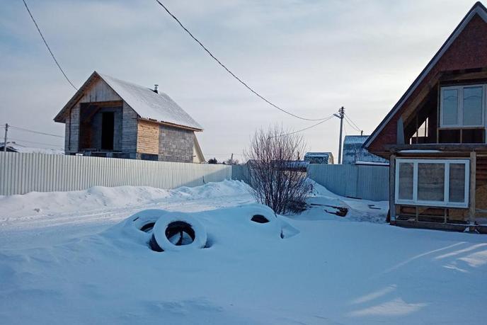 Частный дом, с. Горьковка, в районе на Горьковку