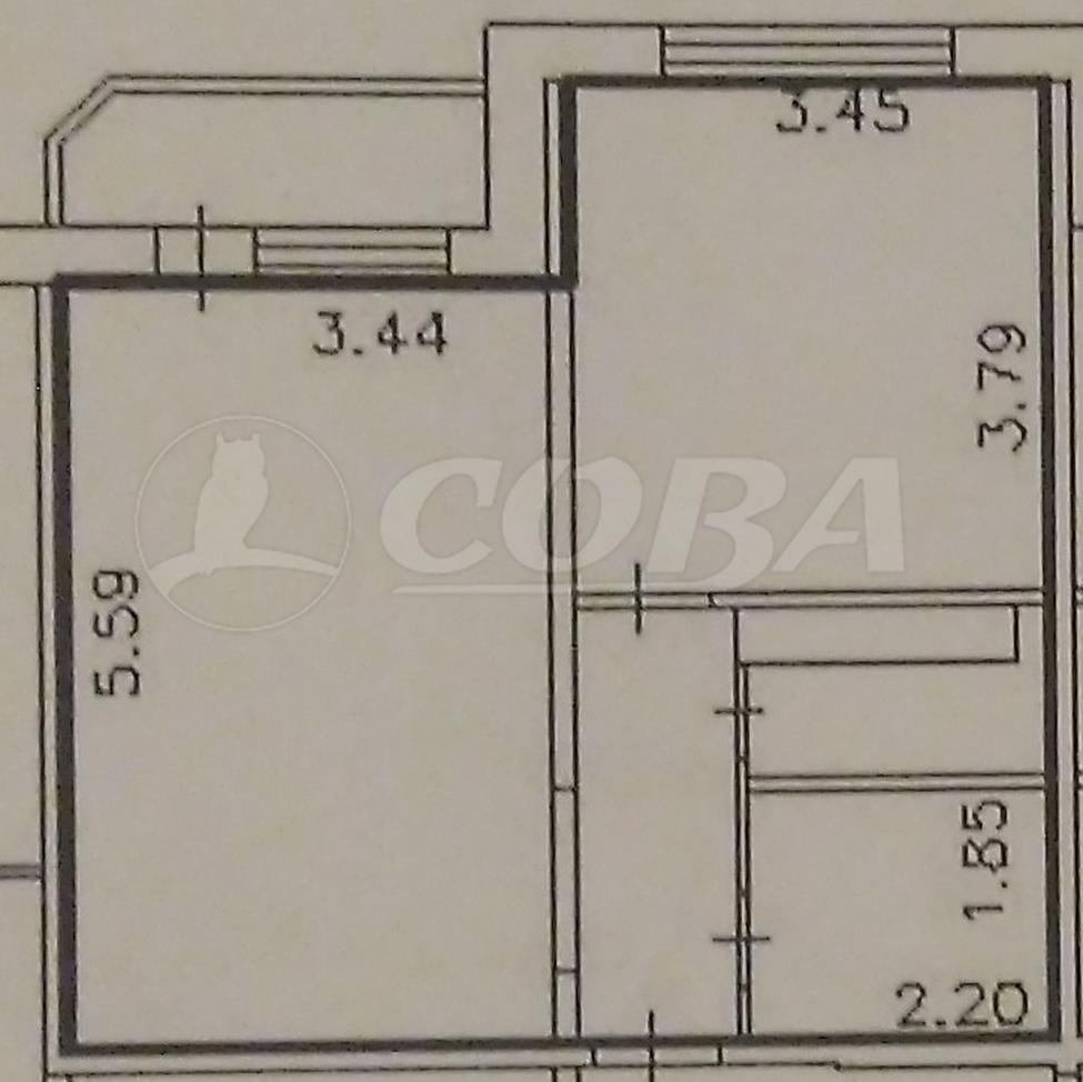 1 комнатная квартира  в Восточном 3 мкрн., ул. Широтная, 190, Жилой комплекс «Малахово», г. Тюмень
