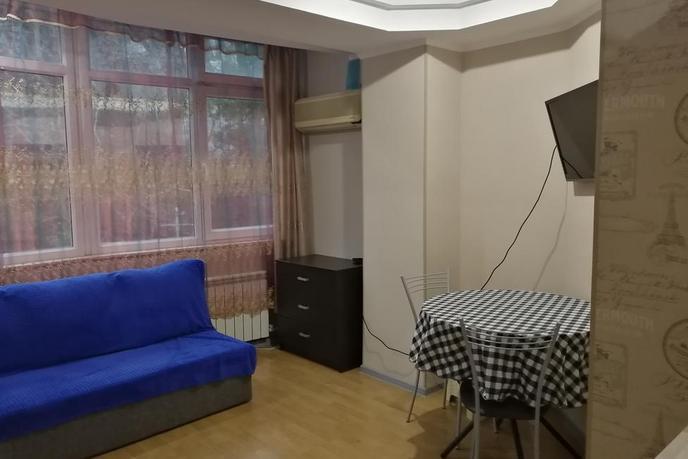 Студия в районе Верхняя Светлана, ул. Дмитриевой, 32Б, г. Сочи