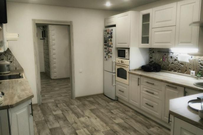 3 комнатная квартира  в районе центральная часть, ул. Советская, 28, ЖК «Центральный», п. Боровский