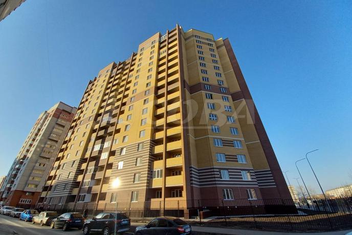 1 комнатная квартира  в районе Войновка, ул. Энергостроителей, 13, ЖК «Квартет», г. Тюмень