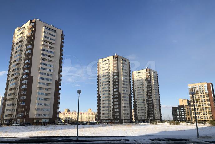 Студия в районе Тюменская слобода, ул. Вадима Бованенко, 3, ЖК «Легенда Парк», г. Тюмень