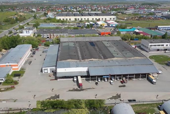 Произ-во, База, Ферма в отдельно стоящем здании, продажа, в районе Лесобаза, г. Тюмень