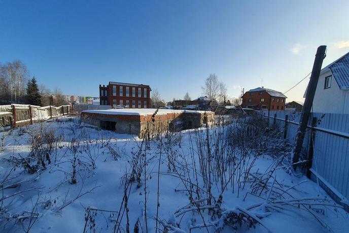Участок под нежилые строения, в районе Ново-Патрушево, д. Патрушева, по Червишевскому тракту