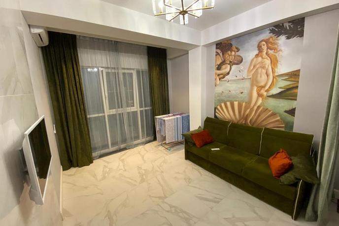 2 комнатная квартира  в районе Нижняя Мамайка, ул. Крымская, 89, ЖК