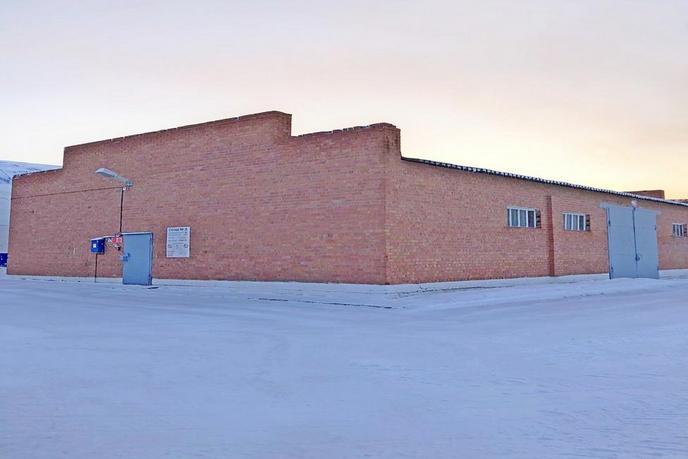 Складское помещение в складском комплексе, аренда, в Антипино, г. Тюмень