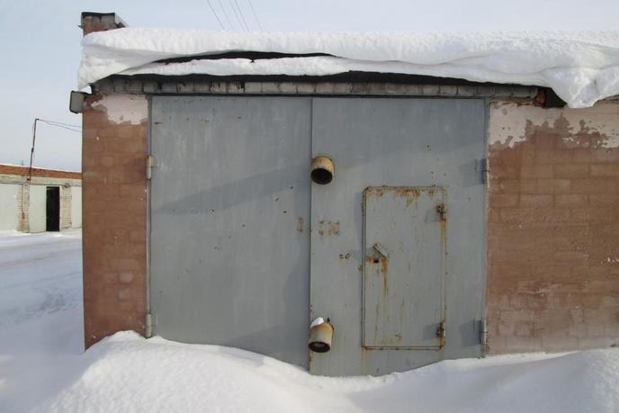 Гараж капитальный в районе Лесобаза, г. Тюмень, ПГСК «Металлист»