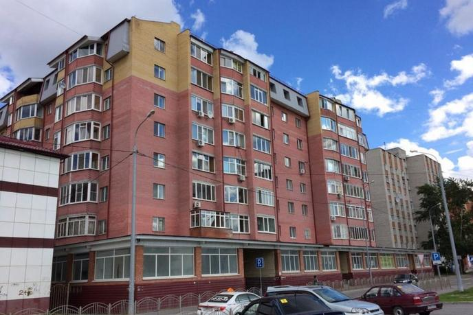 1 комнатная квартира  в 2 микрорайоне, ул. Олимпийская, 11, г. Тюмень