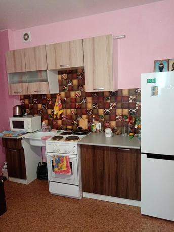 Студия в аренду в районе Тюменская Слобода, ул. Созидателей, д. Дударева
