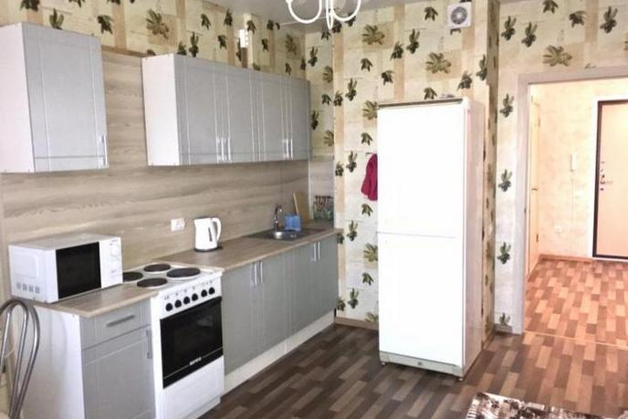 1 комн. квартира в аренду в Заречном 5 мкрн., г. Тюмень