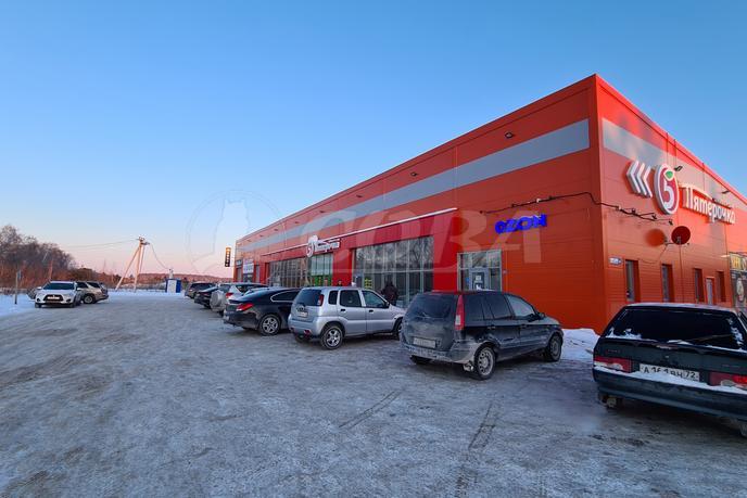 Нежилое помещение в отдельно стоящем здании, аренда, в районе Дербыши, п. Московский