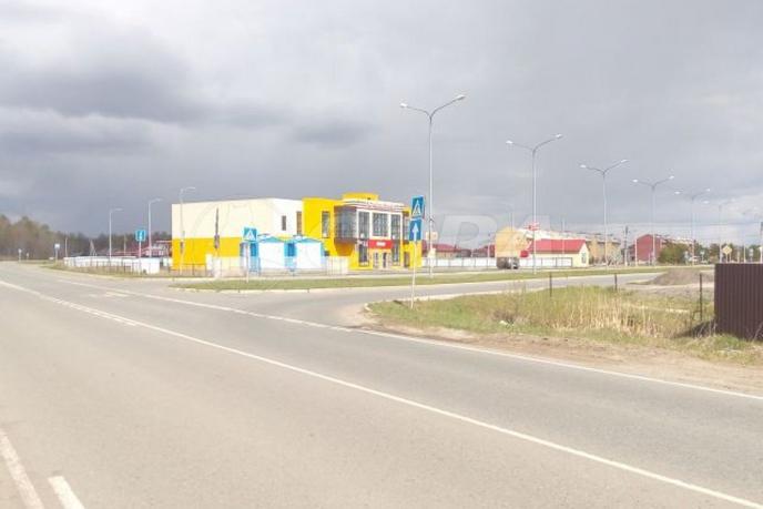 Участок под ИЖС или ЛПХ, в районе Молодежный, п. Молодёжный, д. Ушакова, по Московскому тракту