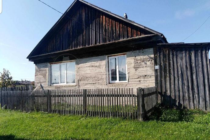 Частный дом, д. Маслова, Вагайский тракт