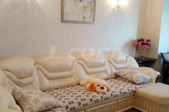 2 комнатная квартира  в районе УБР, ул. проспект Ленина, 68, г. Сургут