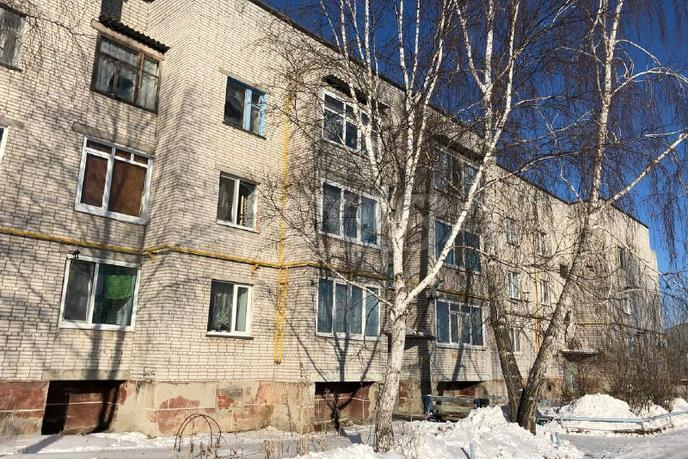 1 комнатная квартира  Тобольского тракта, ул. Строителей, 16, с. Яр
