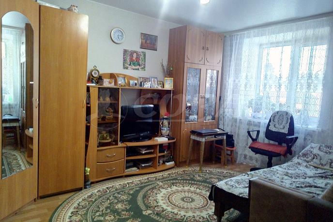 1 комнатная квартира  в районе Центральная часть, ул. Ломоносова, 15, п. Богандинский