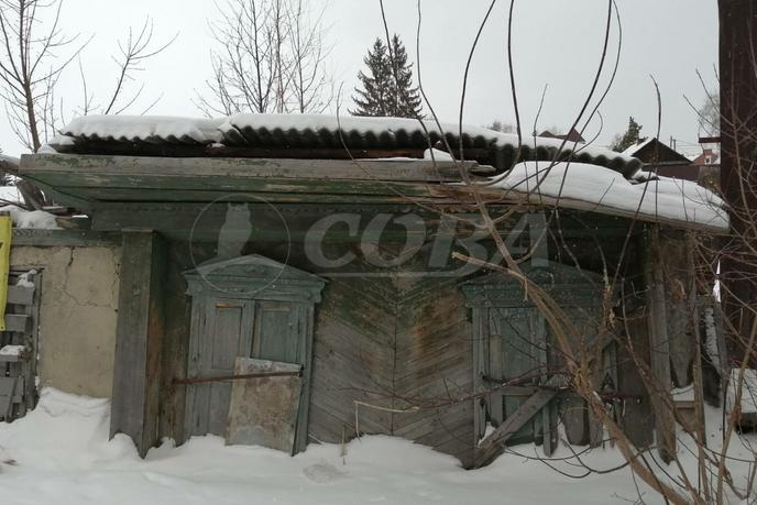 под снос, в районе Червишевского тр., г. Тюмень