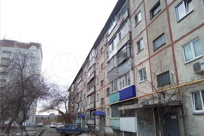 1 комнатная квартира  в районе Рябково, ул. Чернореченская, 97, г. Курган