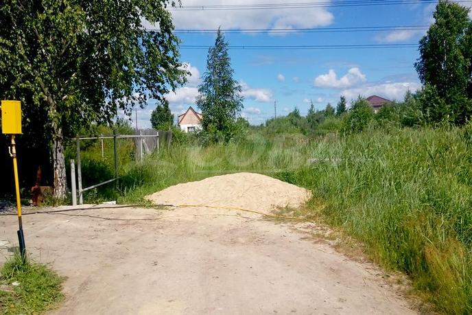 Садовый участок, в районе Казарово, г. Тюмень, по Салаирскому тракту