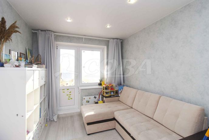 2 комнатная квартира  в районе ул.Елизарова, ул. Елизарова, 12, Жилой комплекс «Елизарова», г. Тюмень