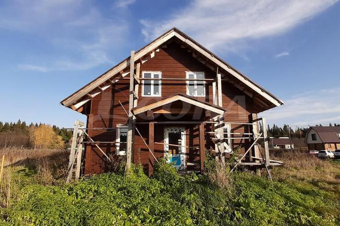 Загородный дом, в районе За мостом, с. Успенка, по Московскому тракту