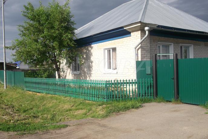 Загородный дом с баней, с. Аромашево, по Ялуторовскому тракту