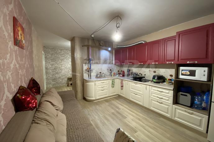 2 комнатная квартира  в районе Тюменская Слобода, ул. Созидателей, 5, ЖК «Комарово», д. Дударева