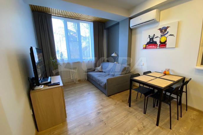 1 комнатная квартира  в районе Макаренко, ул. Шаумяна, 24, г. Сочи