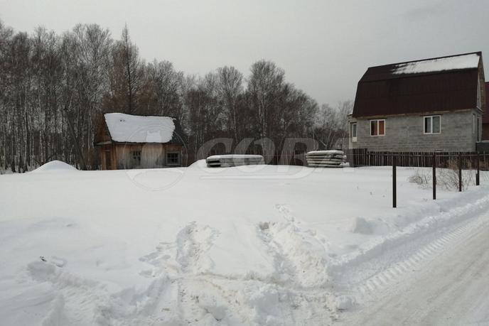 Садовый участок, с/о Искра-1, по Ялуторовскому тракту