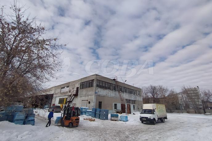 Произ-во, База, Ферма в отдельно стоящем здании, аренда, в районе Воровского, г. Тюмень