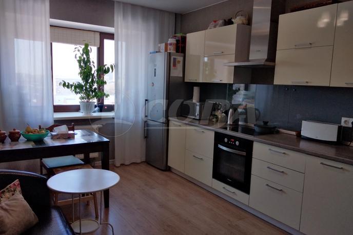 2 комнатная квартира  в районе Нефтегазового университета, ул. Харьковская, 64, Жилой комплекс «Центральный», г. Тюмень