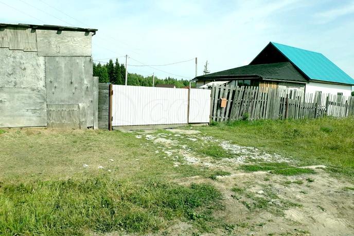 Загородный дом, п. Сибиряк, Абалакский тракт