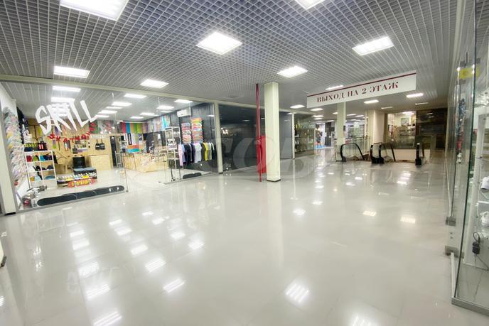 Торговое помещение в бизнес-центре, аренда, в деловом центре, г. Тюмень