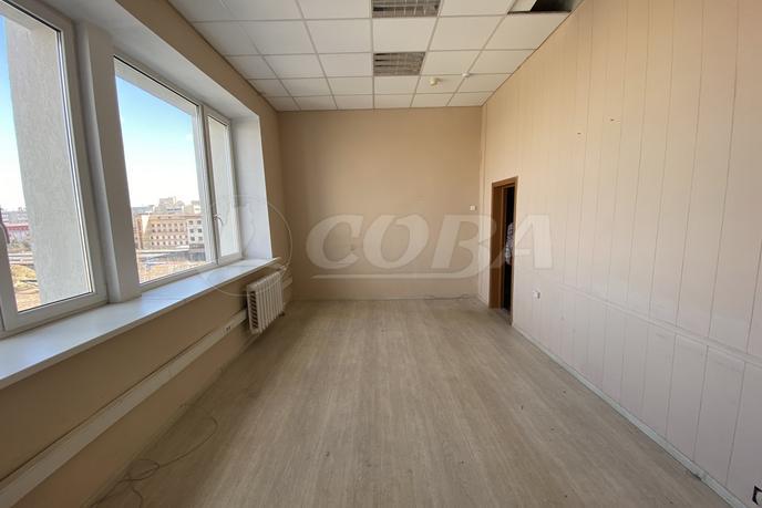 Офисное помещение в бизнес-центре, аренда, в районе Драмтеатра, г. Тюмень