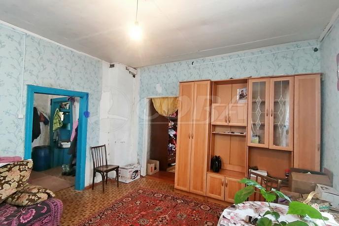 половина частного дома с баней, с. Бизино, по Тобольскому тракту