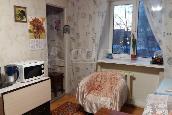 2 комнатная квартира  в районе Технопарка, ул. проезд Геологоразведчиков, 6, г. Тюмень