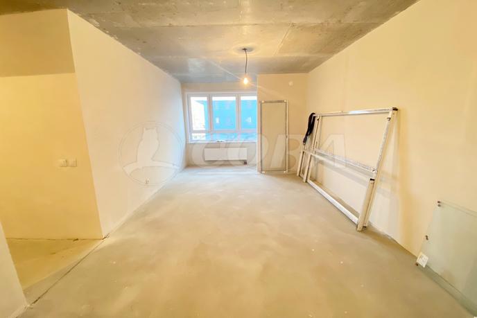 2 комнатная квартира  в районе ММС, ул. Голышева, 6А/2, ЖК «Первый ключ», г. Тюмень