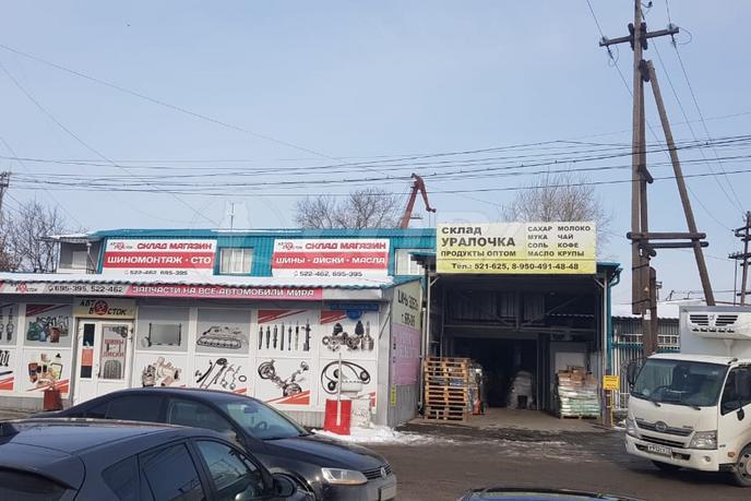 Складское помещение в отдельно стоящем здании, аренда, в районе Лесобаза, г. Тюмень