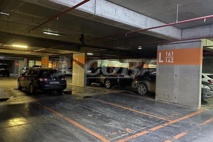 Парковочное место в Европейском мкрн., г. Тюмень, ЖК