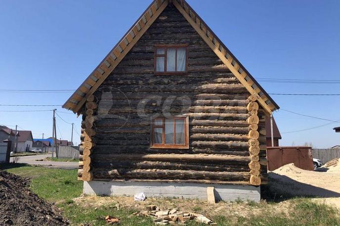 Дом у реки, с. Мальково, в районе Старый тобольский