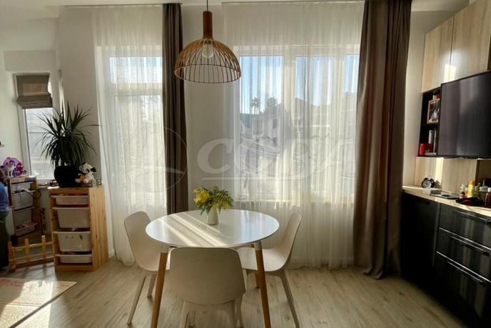 1 комнатная квартира  в районе Весёлое, ул. Лесная, 6/1Б, г. Сочи