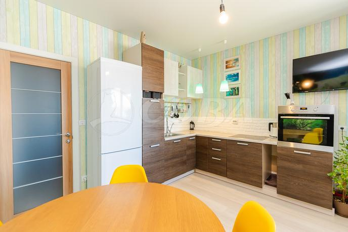 1 комнатная квартира  в Восточном 2 мкрн., ул. Широтная, 209, г. Тюмень