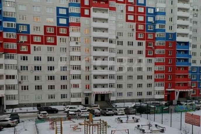 3 комнатная квартира  в районе Плеханово, ул. Кремлевская, 85, ЖК «Плеханово», г. Тюмень