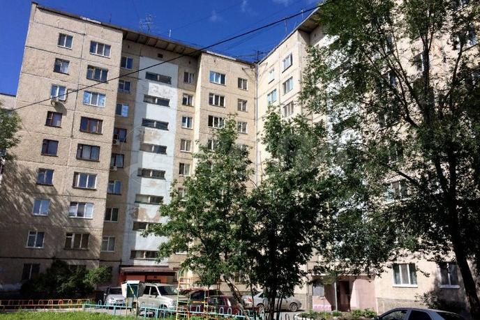 2 комнатная квартира  в Заречном 2 мкрн., ул. Солнечный проезд, 8, г. Тюмень