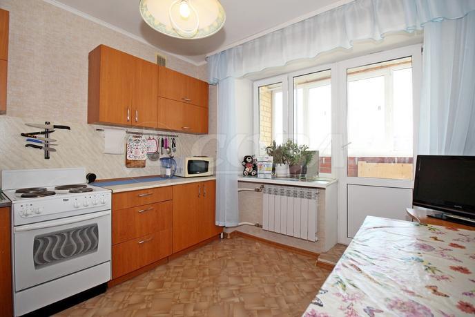1 комнатная квартира  в районе Войновка, ул. Малая Боровская, 7, г. Тюмень