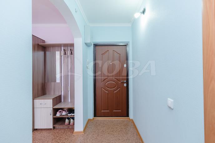 1 комнатная квартира  в районе Плеханово, ул. Кремлевская, 89, ЖК «Плеханово», г. Тюмень